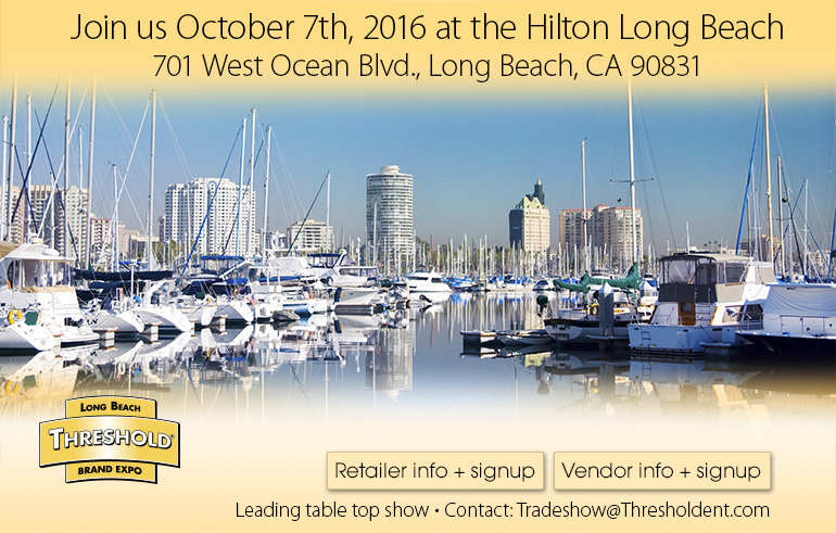 Join us in Long Beach, CA October 1 at the Long Beach Hilton.