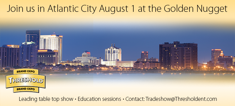 Threshold Enterprises will be at the Atlantic City Trade Show August 1, 2014