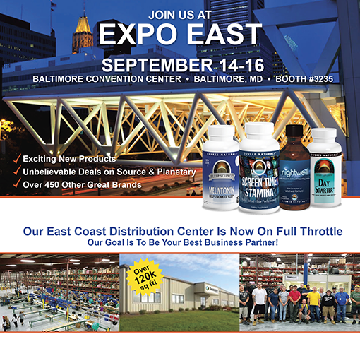 Join us at the NPA Expo East, September 14, 2017.