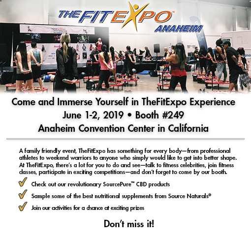 Join us at the The FIT Expo, June 1, 2019.