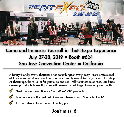 Join us at the The FIT Expo, July 27, 2019.