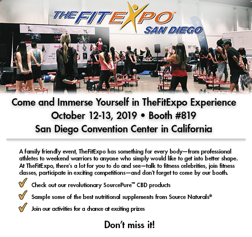 Join us at the The FIT Expo, October 12, 2019.