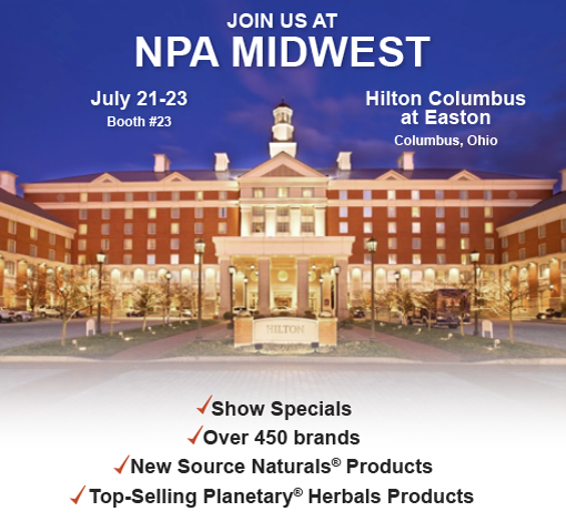 Join us at the NPA Midwest, July 21, 2017.
